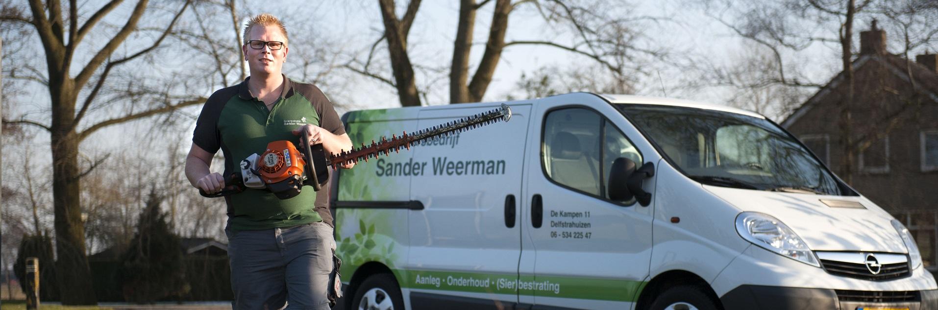 Sander Weerman Hovenier