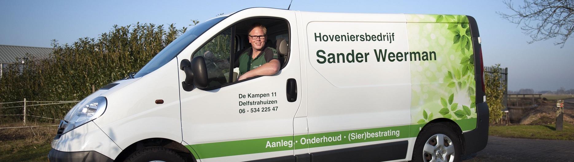 Hoveniersbedrijf Sander Weerman